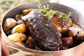 cuisiner boeuf bourguignon recette du boeuf bourguignon grands mamans com