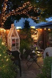 Outdoor Up Lighting For Trees The 25 Best Outdoor Fairy Lights Ideas On Pinterest Garden