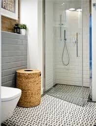 Retro Bathroom Flooring 31 Retro Black White Bathroom Floor Tile Ideas And Pictures