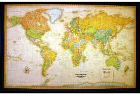 wall maps lightravels classic edition illuminated world wall map
