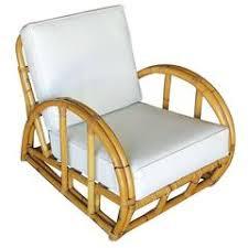 vintage rattan dome chair at 1stdibs