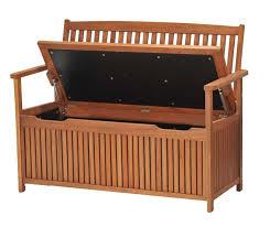 Garden Storage Bench Wood Best 25 Garden Bench With Storage Ideas On Pinterest Deck