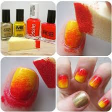 best 25 sponge nail design ideas on pinterest sponge nail art