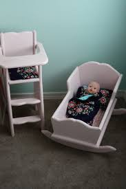 High Chair Table And Chair How To Build A Doll Cradle And Highchair U2014 Beingbrook Doll