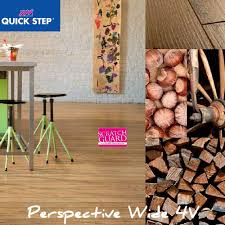Quick Step Perspective Wide Ufw1538 Quick Step Perspective Wide Monolames 4 Chanfreins Quick Step