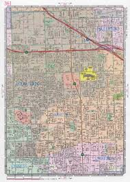 California Road Map Anaheim Road Map