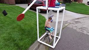 dunk tank for sale backyard dunk tank 7 steps with pictures