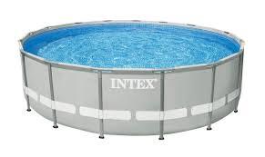 Intex 14 X 42 Intex Ultra Frame 14 Foot X 42 Inch Above Ground Swimming Pool