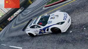 police corvette chinese police corvette c7r gta5 mods com