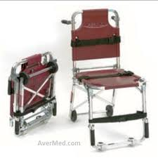ferno model 42 stair chair w abs panels avermed com