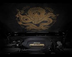 jeep life wallpaper 1280x1024 2012 jeep wrangler dragon design concept carbon fiber