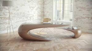 ultra modern coffee table nebbessa table an ultra modern sleek desk design home design lover