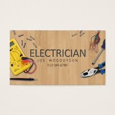 Plasma Design Business Cards Electrical Business Cards U0026 Templates Zazzle