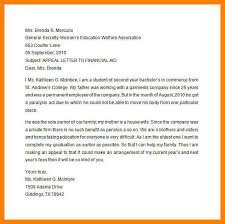 8 academic appeal letter aplication format