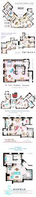 seinfeld apartment floor plan floor plans from some tv series sims tvs and seinfeld