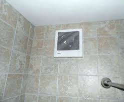 How To Install A Bathroom Exhaust Fan With Light Bathroom Vent Fan For How To Install Roof Vent For Bathroom