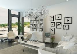 Ikea Lighting Chandeliers Fascinating White Living Room Ideas Presents Entrancing Rounded
