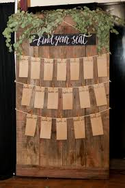 Wedding Table Cards Wedding Tables Table Numbers For A Barn Wedding Table Numbers