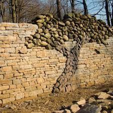 Garden Rock Wall Rock Wall Garden Designs Home Design Ideas