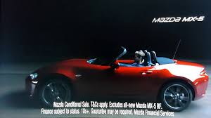 mazda zoom mazda mx5 advert 2017 alfa romeo spider zoom zoom convertible