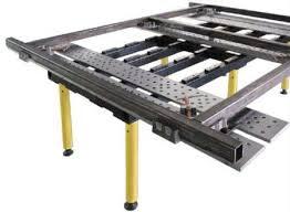miller arcstation 30fx welding table the ultimate welding table toolmonger shop garage pinterest