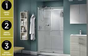 Shower Door Rails 6 Best Sliding Shower Doors Reviews Ultimate Guide 2018