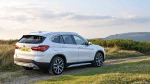 bmw x1 uk 2016 pictures 2016 bmw x1 25d xline uk spec rear hd wallpaper 111