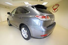 used lexus suv awd 2014 lexus rx 350 awd loaded with options like new navigation hid