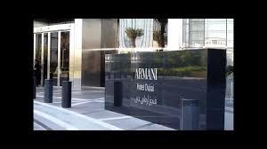 armani hotel burj khalifa dubai wmv youtube