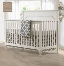 5 In 1 Convertible Crib by Nest Provence Collection 4 In 1 Convertible Crib In Sugar Cane
