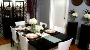 kitchen table decorating ideas splendid kitchen table centerpiece black white oden dining table
