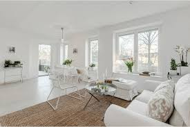 scandinavian color white interior pinched with color decoholic