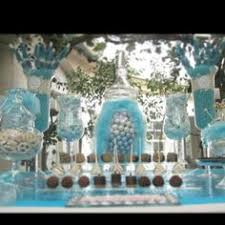 Tiffany Blue Candy Buffet by Beautifully Blue Candy Buffet Bazaar Candy Galaxy Blue Candy