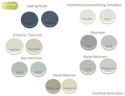modern american colonial paint colors home with keki
