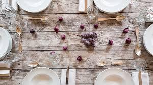minimal thanksgiving table ideas