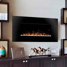 dimplex contempra 52 in wall mount fireplace
