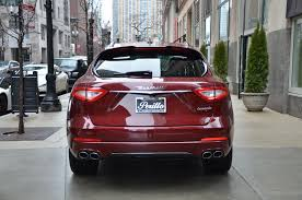 maserati levante red 2017 maserati levante s s stock m573 for sale near chicago il