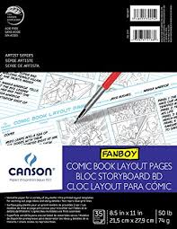 8 5 x11 photo album comic book layout pages pad 8 5 x11