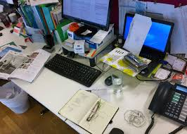 What Does Your Desk Say About You What Does Your Desk Say About You David Smalley Design Insider