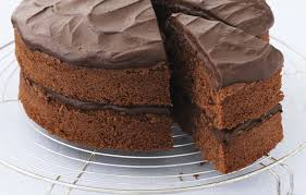 chocolate cake with fudge icing yummy recipes