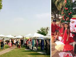 best places in dubai to spend christmas time