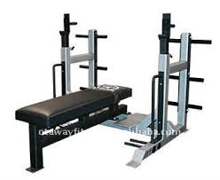 Bench Press Machine Bar Weight Commercial Fitness Equipment Body Building Machine Weight Bench