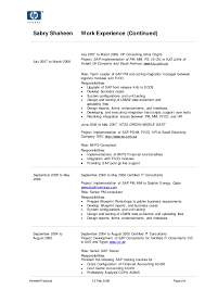 sap crm technical consultant resume 18 sap mm consultant resume sample sap sd 3 years