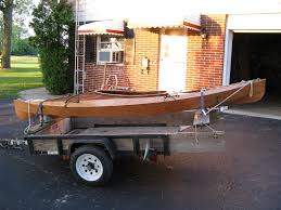 Seeking Trailer Re Seeking Ideal Kayak Trailer Pic