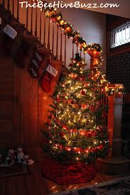 the bee hive buzz christmas tree decorating tradition christmas