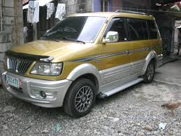 mitsubishi adventure modified jrn29 2002 mitsubishi van specs photos modification info at