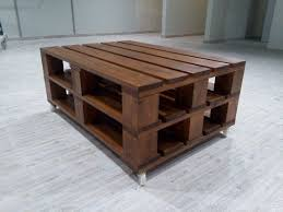 Diy Wooden Pallet Coffee Table by 102 Best Pallets Images On Pinterest Pallet Ideas Pallet