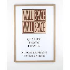 light wood picture frames a1 wooden poster frame light wood