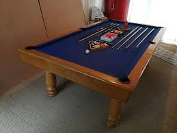 snooker table tennis table 3 4 solid oak slate bed snooker table with accessories table