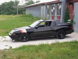 1988 mitsubishi starion gauging interest 1988 conquest tsi cars for sale